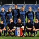 football feminin exercice