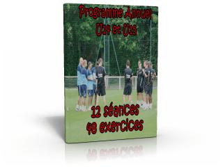 Programme Annuel Foot U15
