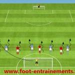Entrainement foot