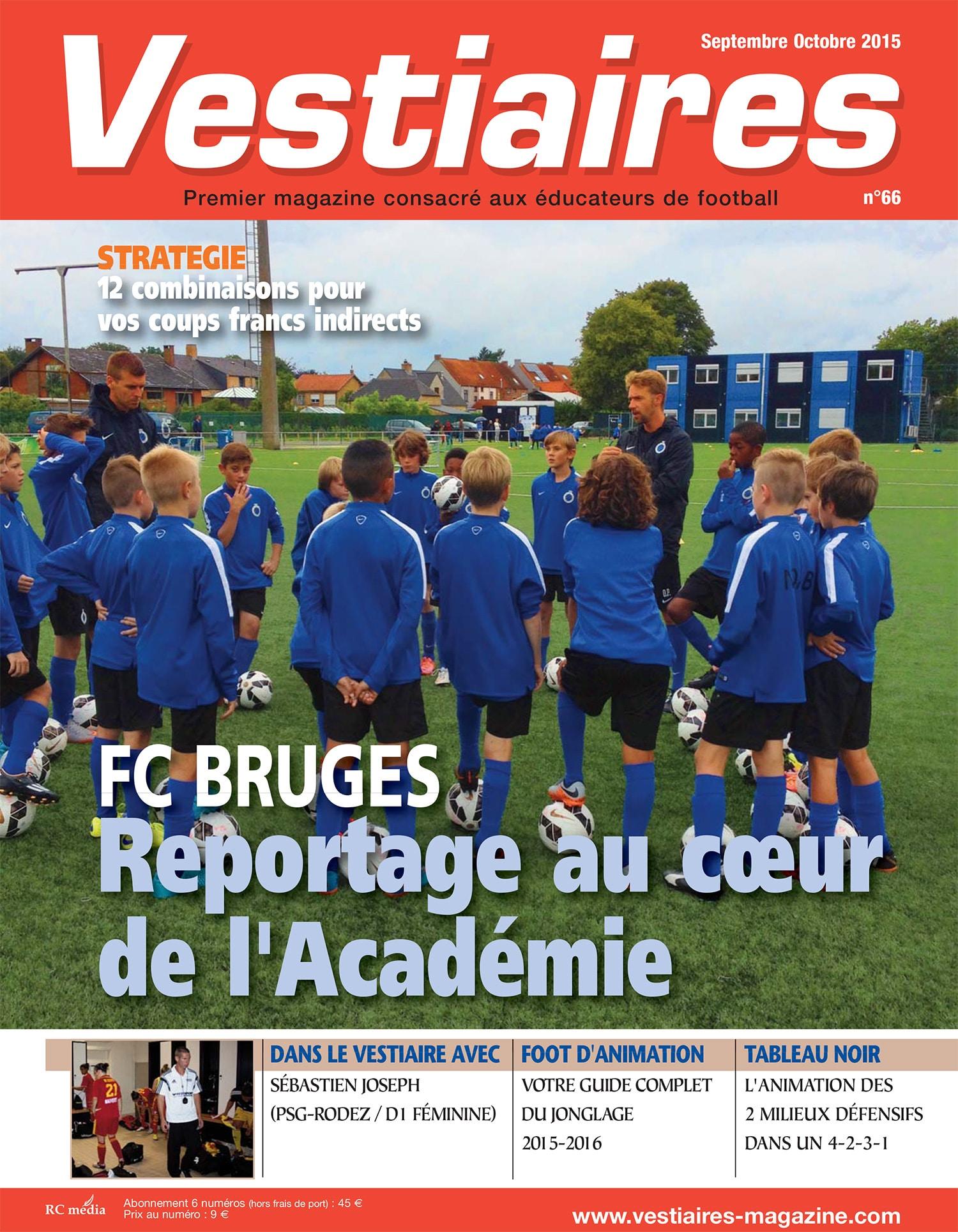 Vestiaire-magazine N°66