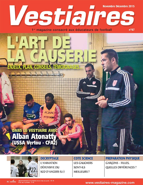 Vestiaires Magazine N°67