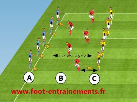 seance de foot Echauffement_Passe_Va