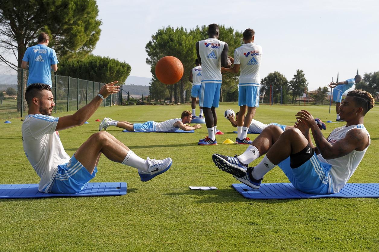 Preparation Physique Archives Foot Entrainements Circuit Training Prsentation Et Exemples D39entrainement Gainage Olympisue De Marseille