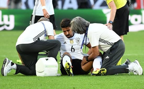 Fracture de fatigue football