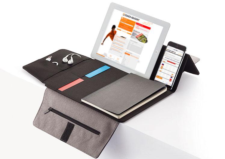 Support tablette référent des coachs -