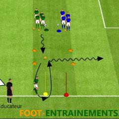 perception ecole de foot